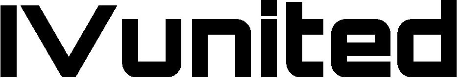 IVunited logo Black