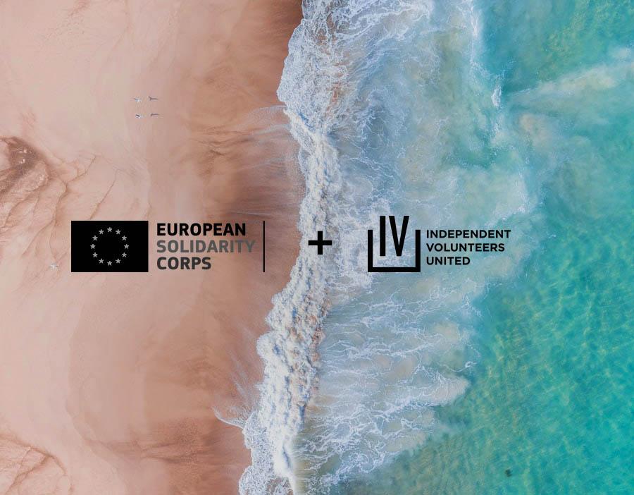 Image : European Solidarity Corps + IVunited